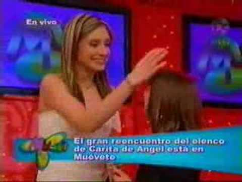 Daniela Aedo Reencuentro CARITA DE ANGEL