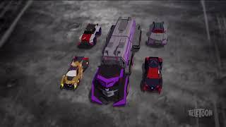Transformers: Robots in Disguise: Combiner Force: Ultra Bee vs Menasor