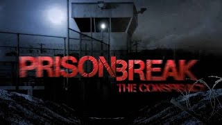 PRISON BREAK : The Conspiracy (FilmGame complet)