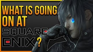 What is Going on at Square Enix?