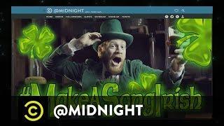 #HashtagWars - #MakeASongIrish - @midnight with Chris Hardwick