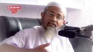 Allama  Mufti Dilwar Hussain Waz ধর্মীয় রাজনীতি কি সংবিধান বিরোধী? Bangla New Waz 2017