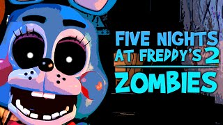 FIVE NIGHTS AT FREDDY'S 2  - ZOMBIES ★ Call of Duty Zombies Mod (Zombie Games)