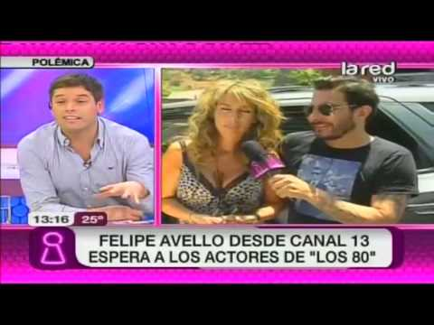 Xxx Mp4 Felipe Avello Entrevista A Paulina Rojas A La Salida De Canal 13 3gp Sex