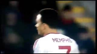 Memphis Depay's shot has finally landed | Manchester United - Shrewsbury FA Cup
