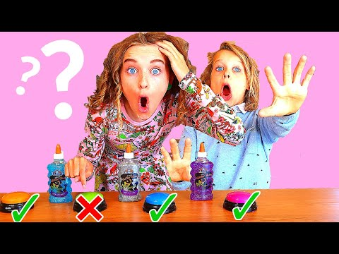 DON T CHOOSE the WRONG SLIME BUZZER Challenge By The Norris Nuts