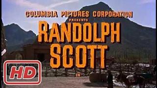 Faroeste   ARIZONA VIOLENTO Randolph Scott Dublado 1955