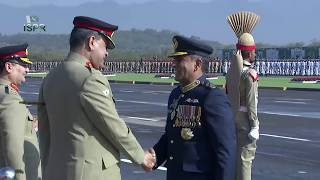 Pakistan Day Parade 23 March 2018 | Full HD | Part 1 of 3