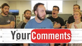 WE HATE MOVIES? - Funhaus Comments #82