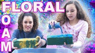 Floral Foam! (Haschak Sisters)