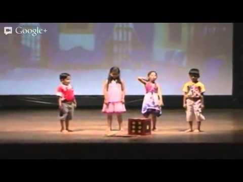 Universal Beginnings Thane Annual Day 2012-13