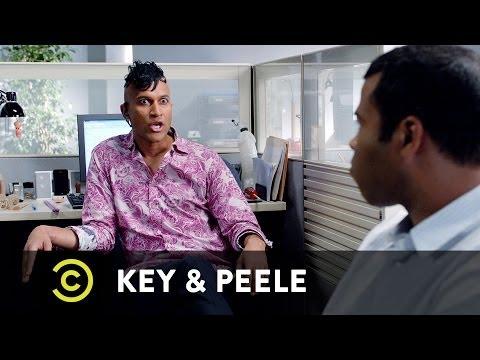 Key & Peele Office Homophobe