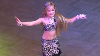 Милена Чипец ☀ Tabla solo FINAL ☀ Juvenals Solo First League ☀ Ukraine Belly Dance Championship