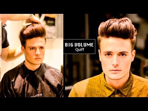 Xxx Mp4 Tight Faded Undercut BIG VOLUME Quiff Mens Haircut And Hairstyle 3gp Sex