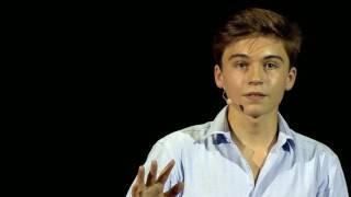 Qu'importe l'âge, il faut écrire sa propre histoire | Guillaume Benech | TEDxParis