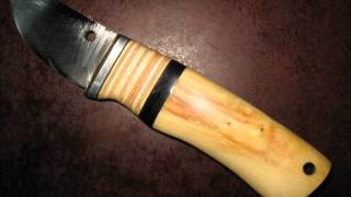 Making a New Knife from Pruning Shears