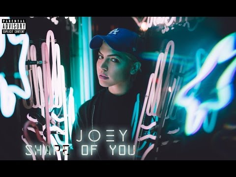 Shape Of You - Ed Sheeran (JOEY Cover)
