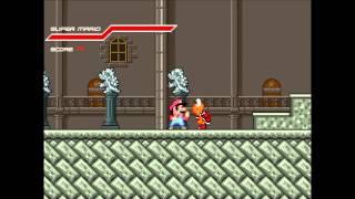 Online Mario Game: Super Mario Combat!