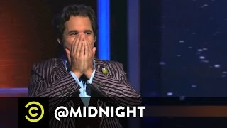 Paul F. Tompkins Outtake - Black and WTF - @midnight w/ Chris Hardwick - Uncensored