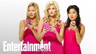 Mean Girls Musical First Look: Tina Fey Introduces The Plastics | News Flash | Entertainment Weekly