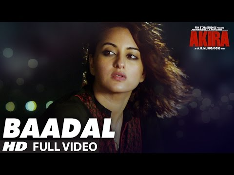 Xxx Mp4 BAADAL Full Video Song Akira Sonakshi Sinha Konkana Sen Sharma Anurag Kashyap 3gp Sex