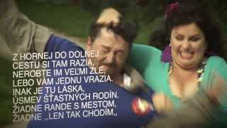 Kuko HS (Horkýže Slíže) - Horná Dolná (prod.Marcel Buntaj) HORNÁ DOLNÁ lyrics video