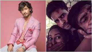 Vidyut Says Being Aware Of Your Body Is Important | Sidharth-Sonakshi