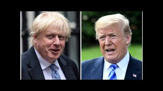 'Results could be DISASTROUS' - Boris Johnson calls for UK to be SPARED from US sanctions