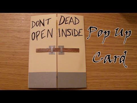 Xxx Mp4 How To Make A Walking Dead Pop Up Card 3gp Sex
