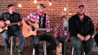"""Luke Combs & Jacob Bryant - """"Out There"""" (Unplugged)"""