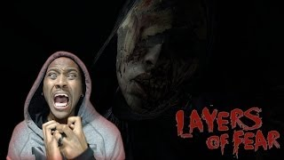 WARNING HEADPHONE USERS! LAYERS OF FEARS PART 2  [ POiiSED  Livestream  ]