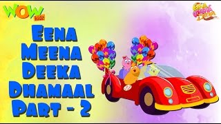 Dhamaal - Eena Meena Deeka Compilation - Part 2