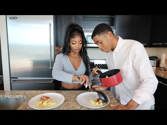 COOKING WITH DK4L | 5 STAR MEALS
