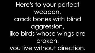 Perfect Weapon Black Veil Brides (lyrics)