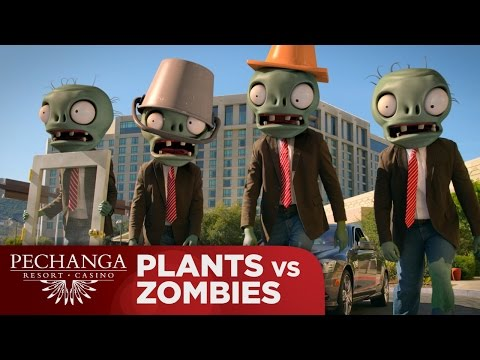 Plants vs Zombies Zombies Night Out