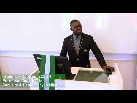 Part 1: Senator Saraki you are worse than Evans the Kidnapper, says Frederick Odorige