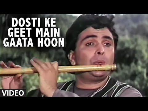 Xxx Mp4 Dosti Ke Geet Main Gaata Hoon Full HD Song Sheshnaag Rishi Kapoor Mandakini 3gp Sex