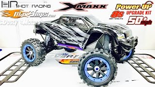 8S TRAXXAS X-MAXX -FULLY UPGRADED-CUSTOM-2017!!!