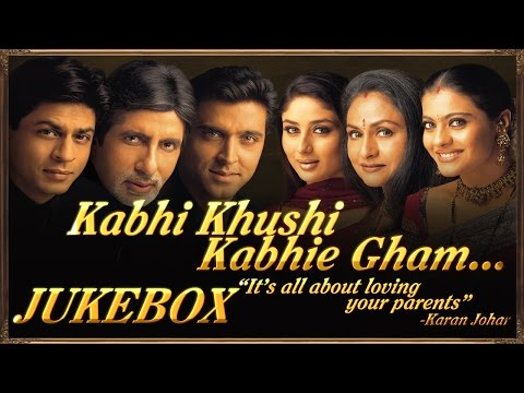 Kabhi Khushi Kabhie Gham Full Audio Songs | Jukebox