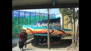 El muralismo colectivo como práctica de la libertad. Los murales de Sta. Martha Acatitla