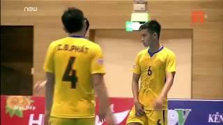 HIGHLIGHTS  Cao Bằng vs Kim Toàn Đà Nẵng  || Vòng 3 giải Futsal VĐQG 2018