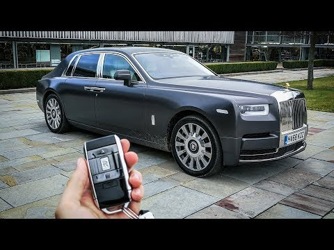 465.000€ Rolls Royce Phantom Driven The ULTIMATE Luxury Extravaganza Sub ENG
