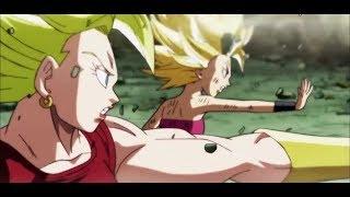 Dragon Ball Super - Goku vs. Caulifla & Kale (Ep. 113) + Preview do Episódio 114 Legendado PT-BR HD