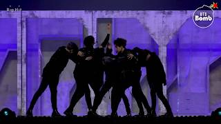 [BANGTAN BOMB] 'FAKE LOVE' Special Stage (BTS focus) @2018 MMA - BTS (방탄소년단)