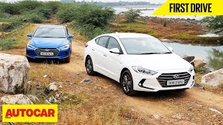Hyundai Elantra | First Drive | Autocar India