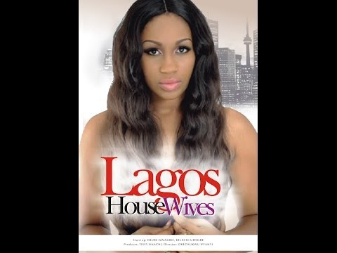 Lagos House Wives Trailer