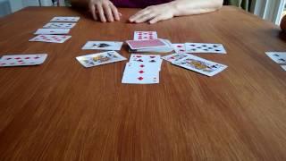 KING'S CORNERS Fun and Easy Card Games