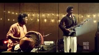 Vathapi Ganapathim by Krishnas Temple Rock   Music Mojo Kappa TV