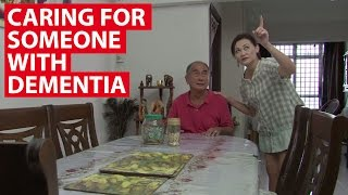Caring For Someone With Dementia | Talking Point | CNA Insider