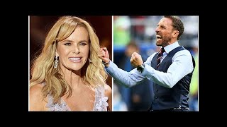Amanda Holden Instagram: Star urges Gareth Southgate to be given THIS after England win